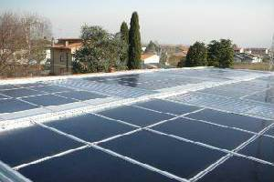 Solarni krovni paneli